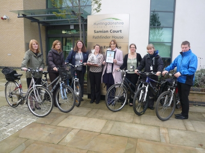 800a19b534c Our cycle loan programme helps businesses and other organisations to  increase cycling levels