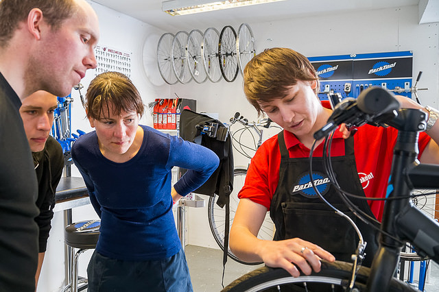 In the Workshop: What is the importance of frame alignment and preparation?