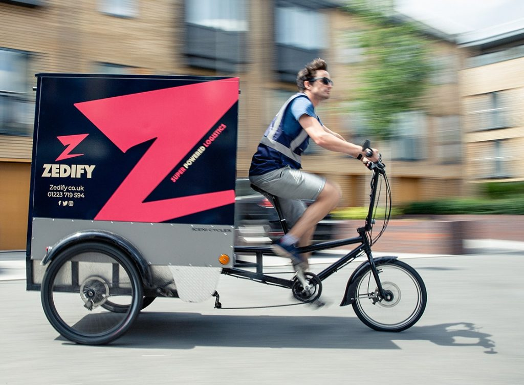 Zedify Rider