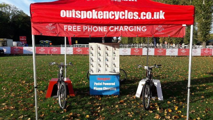 Phone Charging in Surrey