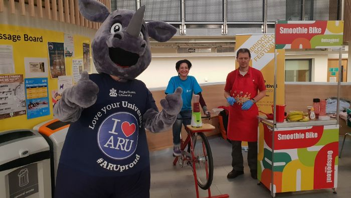 ARU Smoothie Bike