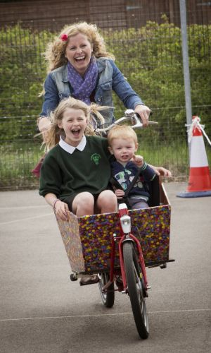 Considering a second car?  Think Cargo Bike!
