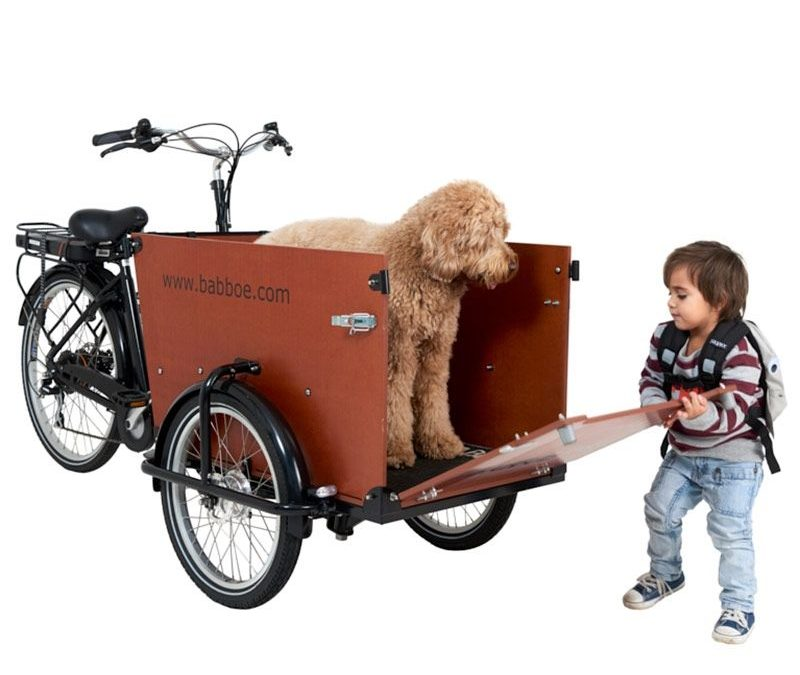Apply now for a business E-cargo bike grant!