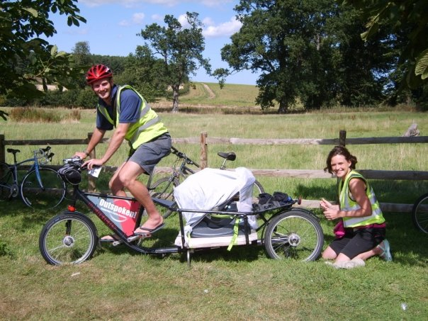 Cargo Bike Life Vol.1 – by Outspoken founder, Rob King