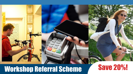 Workshop Referral Scheme